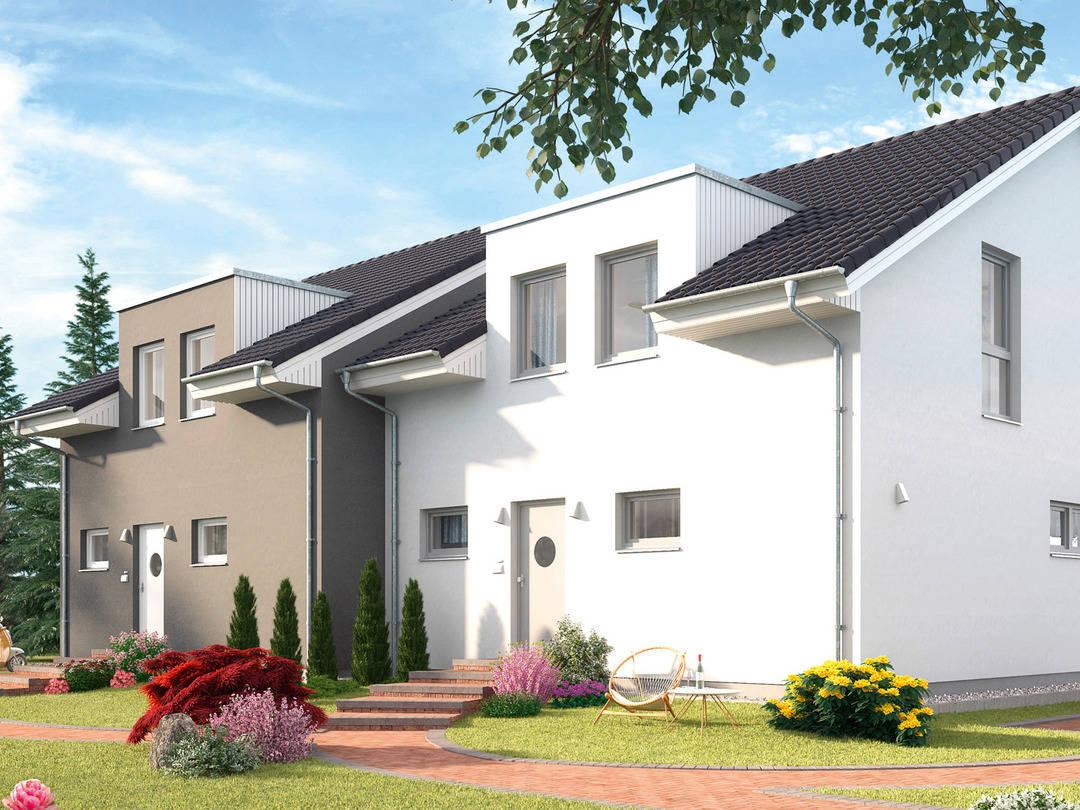 ProHaus Doppelhaus Progeneration