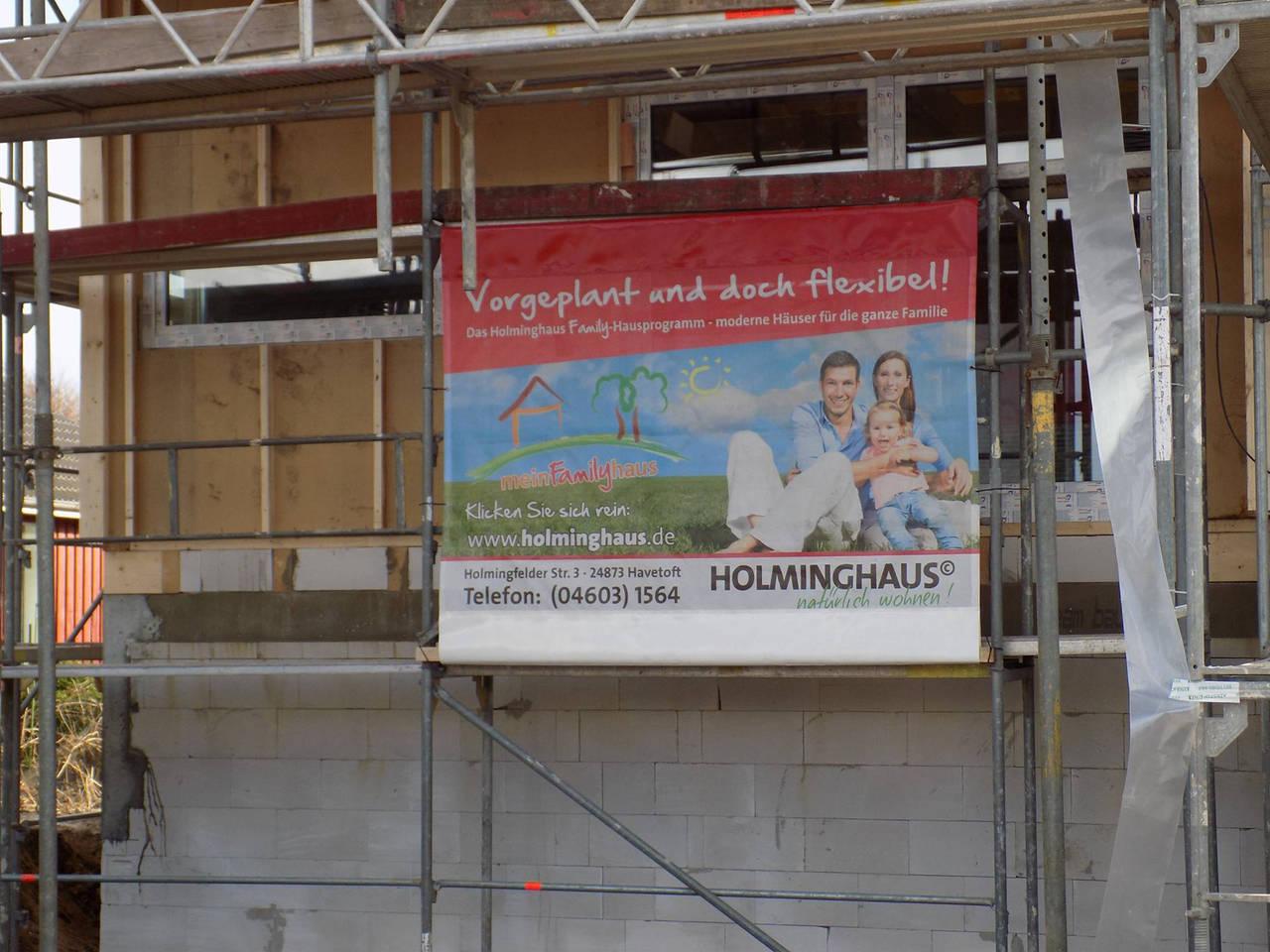 Holminghaus GmbH Baustelle