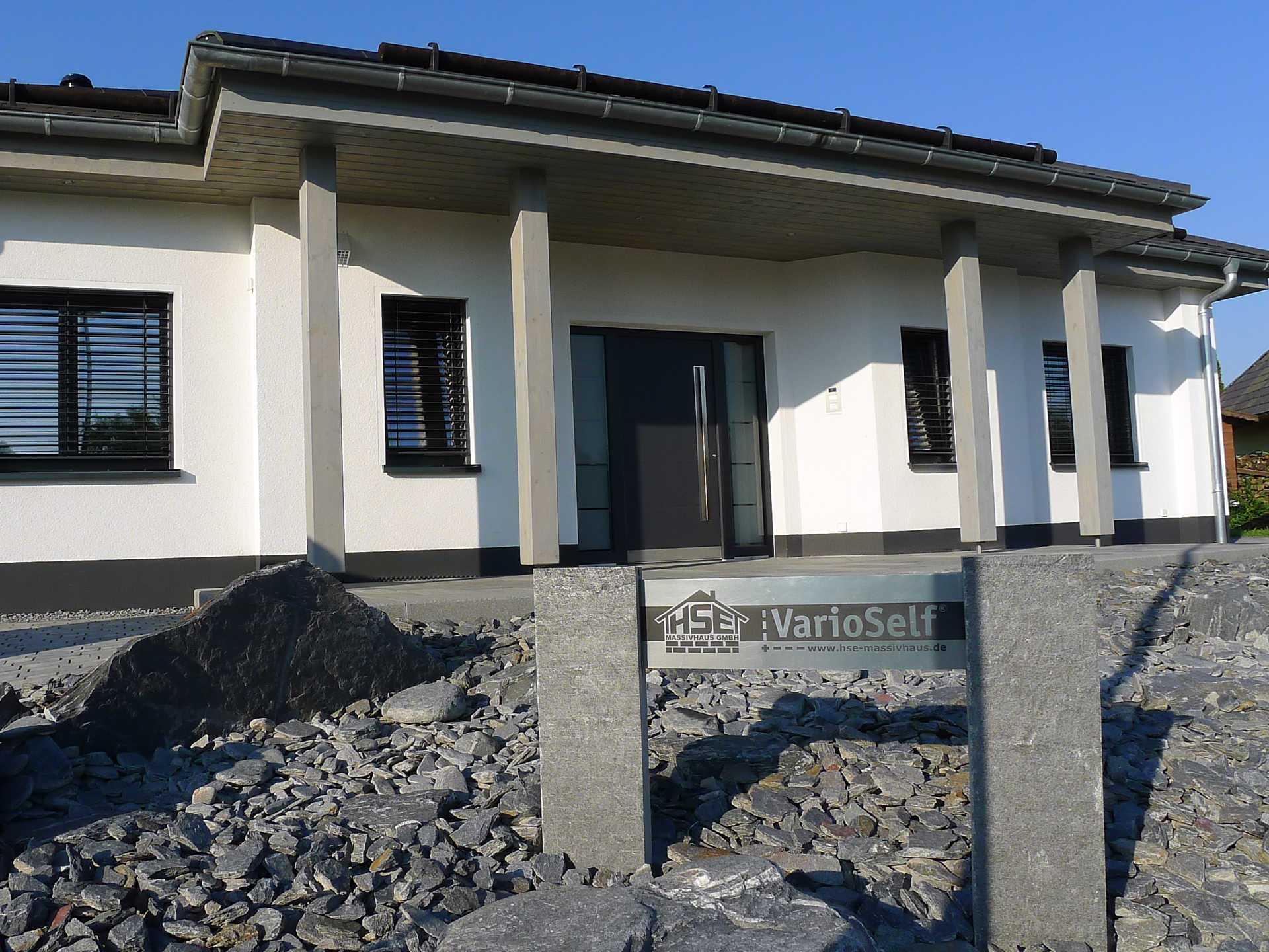 HSE Massivhaus VarioSelf