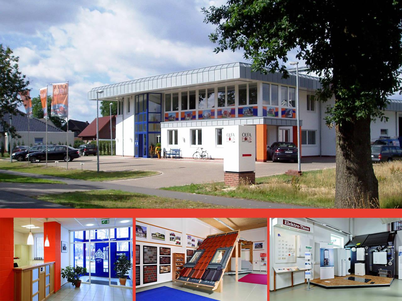 OLFA HAUS Firmengebäude