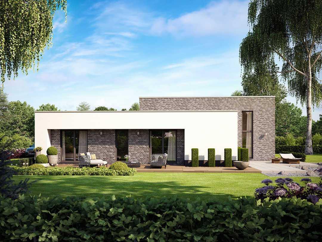 Bungalow Trend 2000 von HVO-Massivhaus