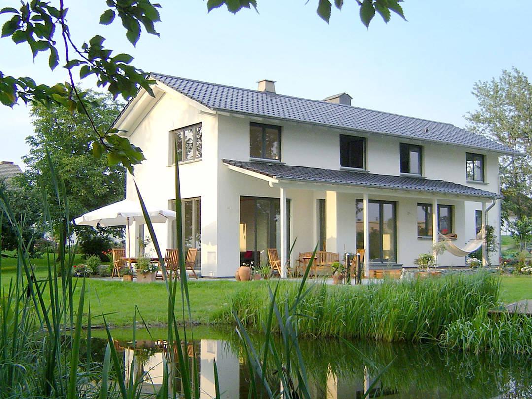 Theodor Roreger - Oekohaus