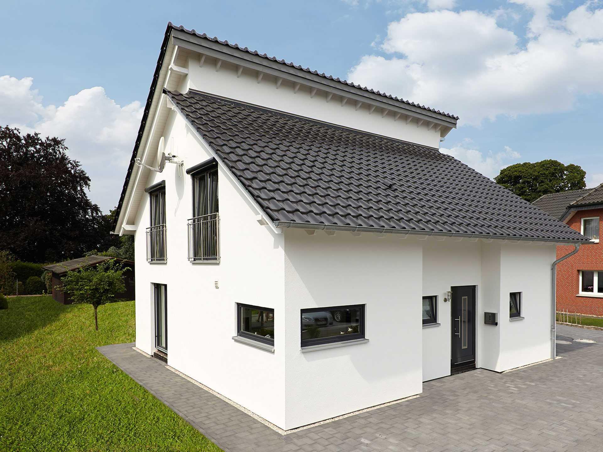 Theodor Roreger - Pultdachhaus