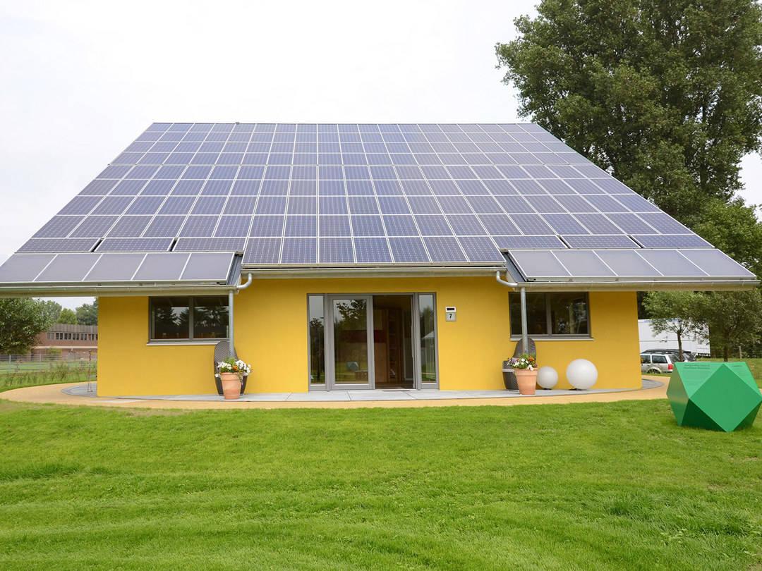Theodor Roreger - Nova-Solar-Haus