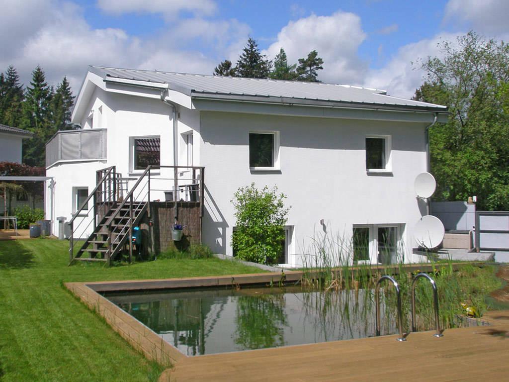 Eckart-Rolf Hellmann - Selbstbauhaus Passivhaus