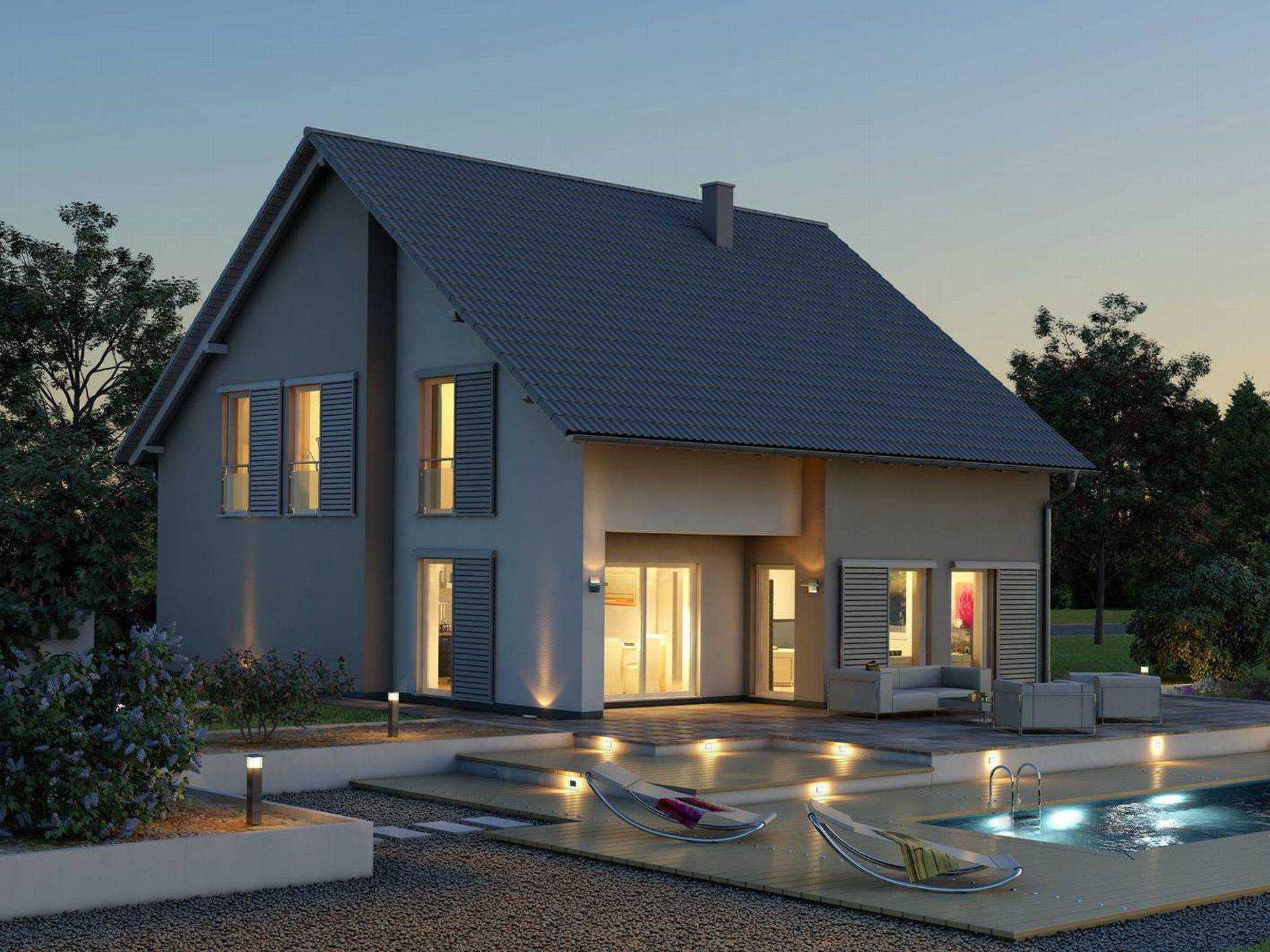 alternative bausatzhaus ytong. Black Bedroom Furniture Sets. Home Design Ideas