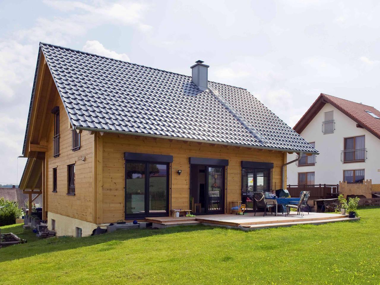 Blockhaus Kandelblick von Fullwood