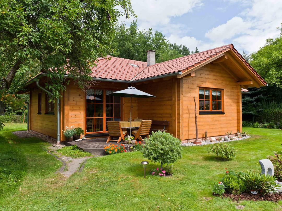 Blockhaus Sommerwiese von Fullwood
