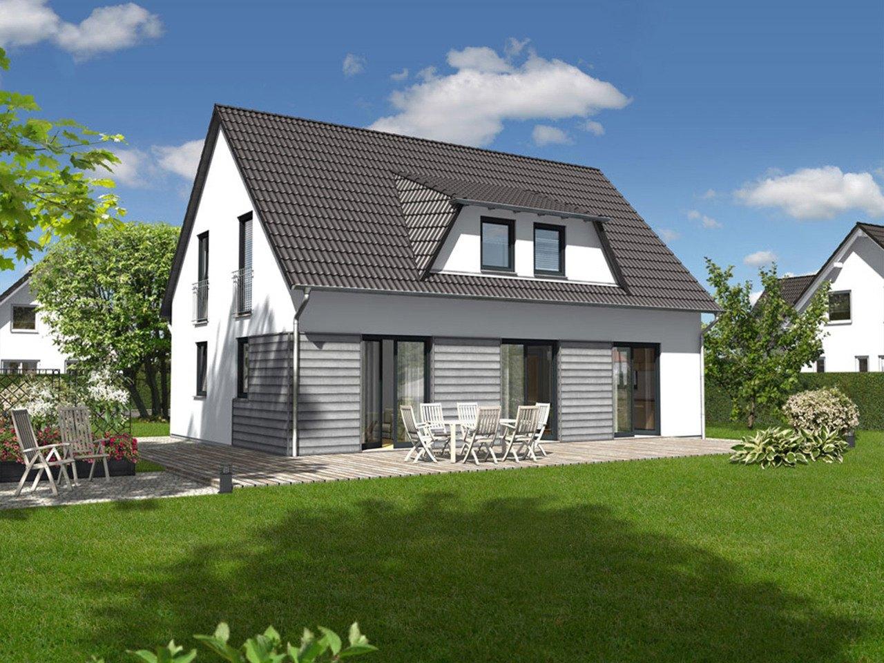 Landhaus 142 Elegance von EVIRA Hausprojekt