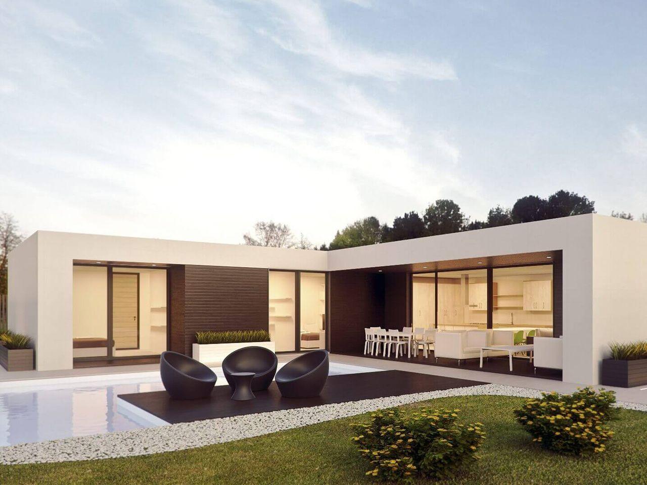 Bauunternehmen Dinger Beispielhaus
