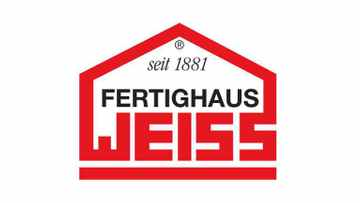 Fertighaus Weiss Logo