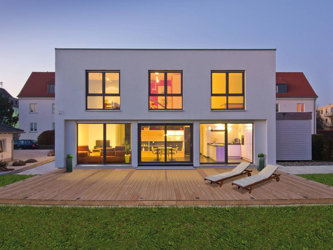 fertighaus weiss alle h user preise. Black Bedroom Furniture Sets. Home Design Ideas