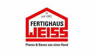 Fertighaus Weiss GmbH Logo 16 zu 9