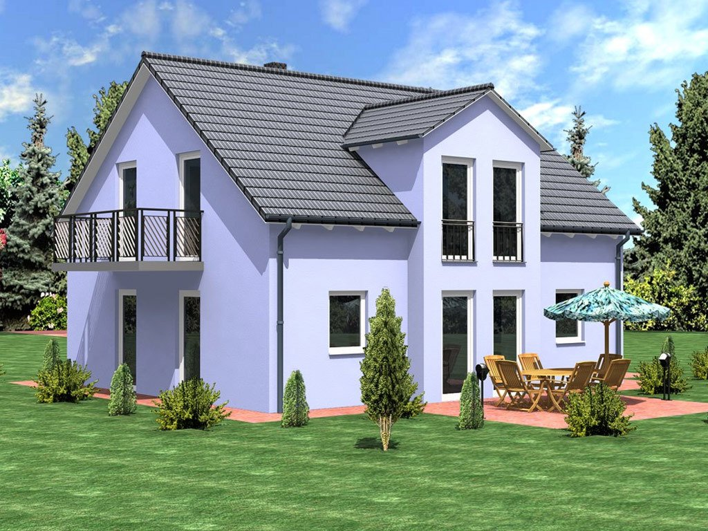 modernhouses - Haus Comfort 120