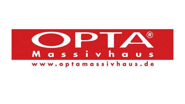 OPTA Massivhaus - Firmenlogo