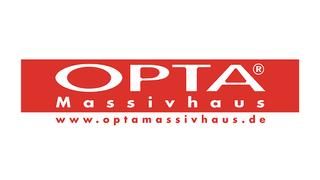 OPTA Massivhaus Logo