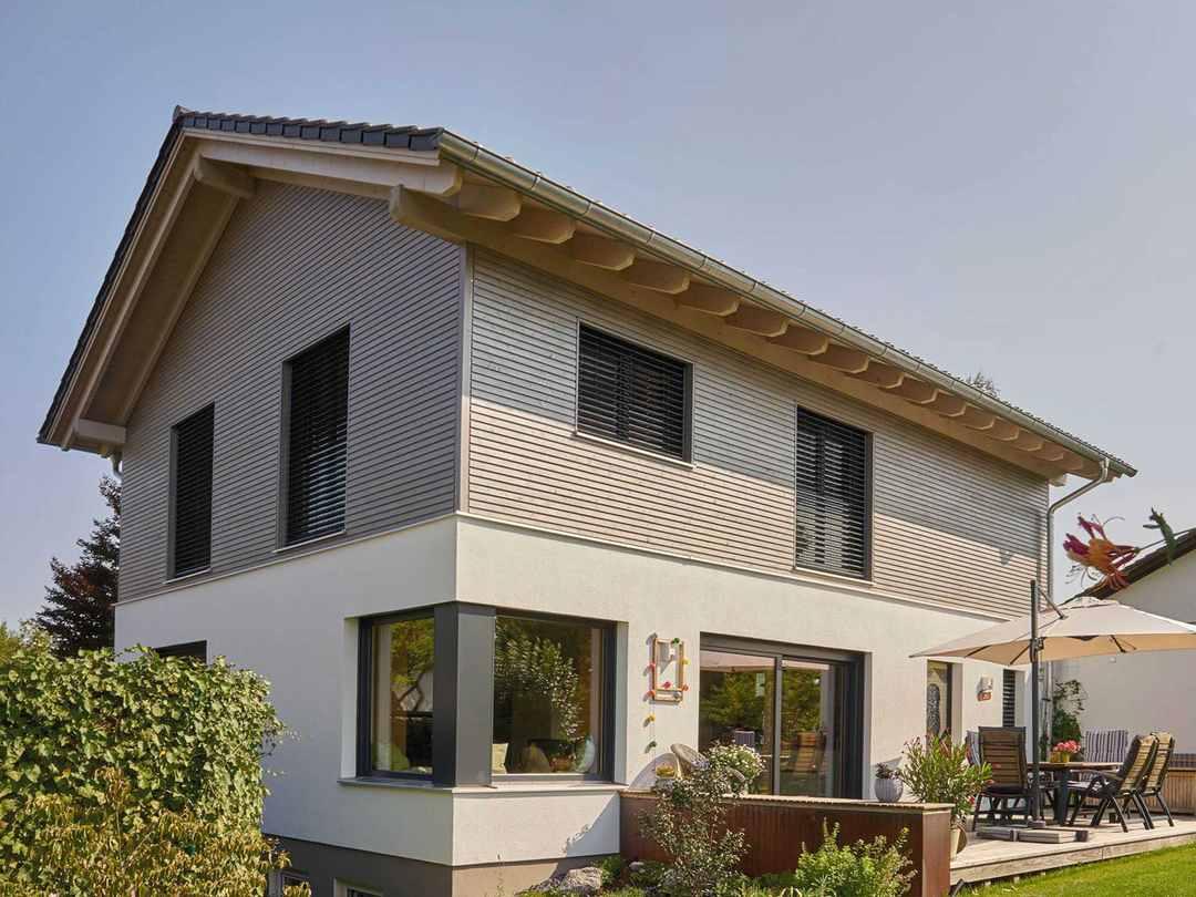 Sonnleitner Holzbauwerke Referenzhaus 3
