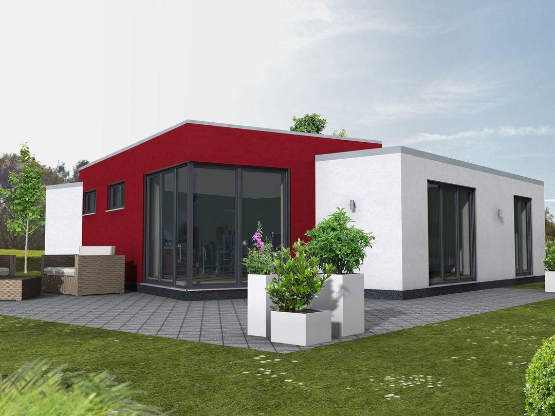 WALLFIT Haus Massivhausanbieter - Beispielhaus