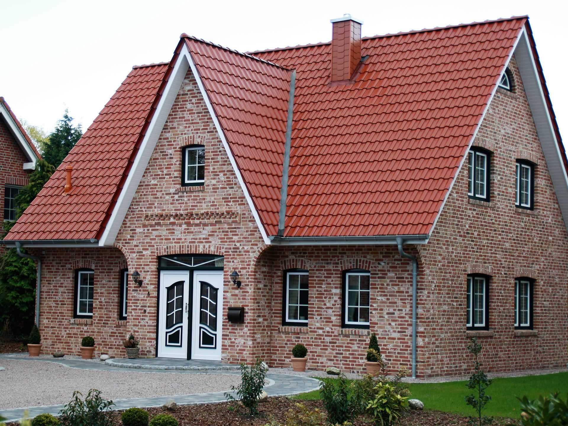GRAEF Massivhaus - Friesenhaus