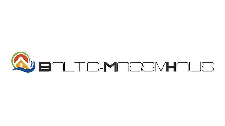 Baltic-Massivhaus Logo