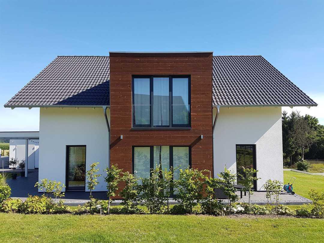 SCHULZE Holzbau - Kundenhaus 1