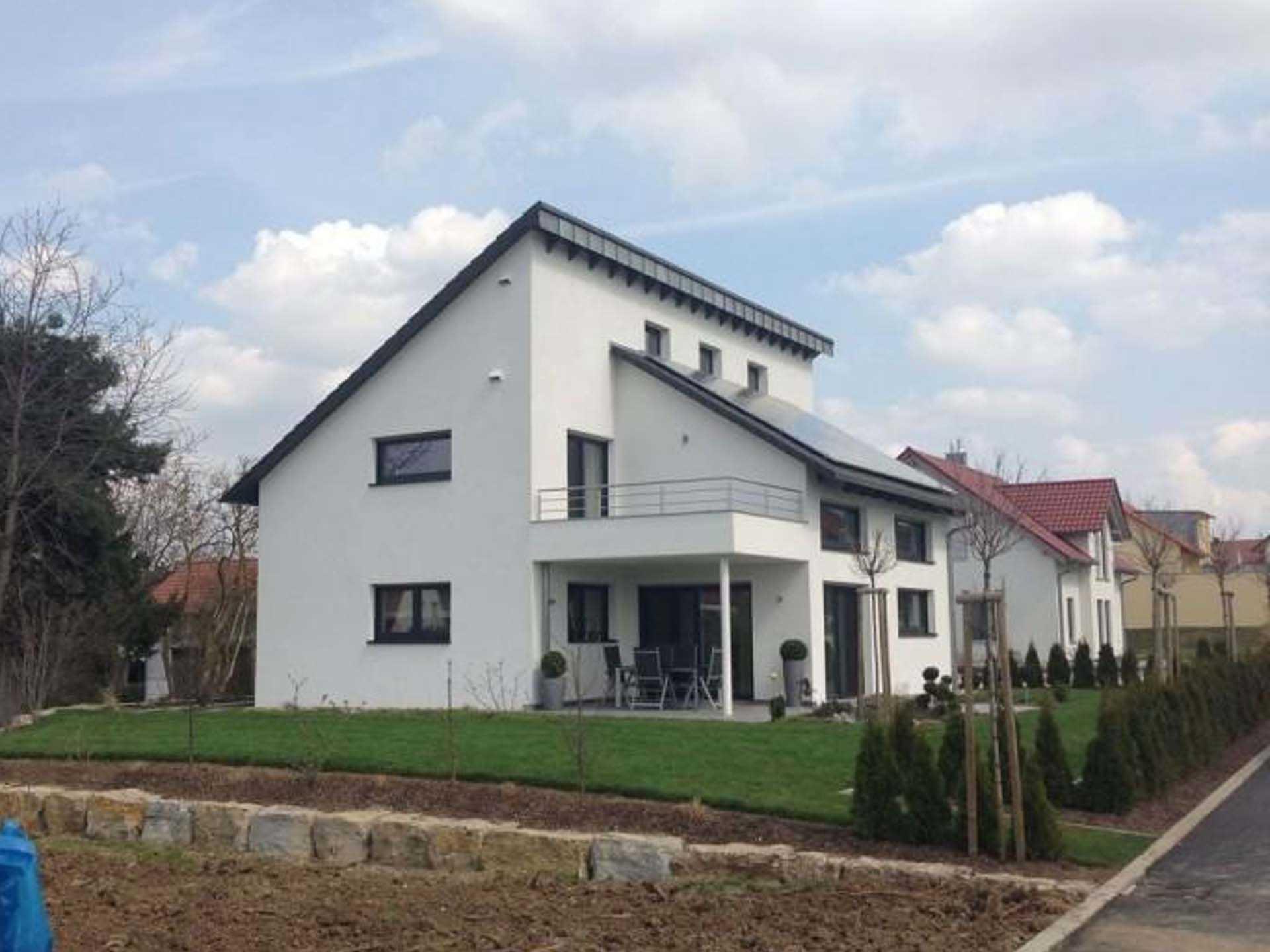 GEOBAU - Referenzhaus