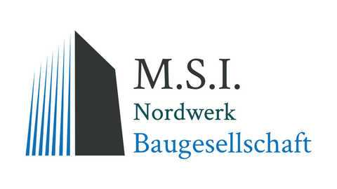 M.S.I. Nordwerk Baugesellschaft Logo 16:9