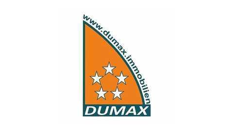 DUMAX Immobilien Logo