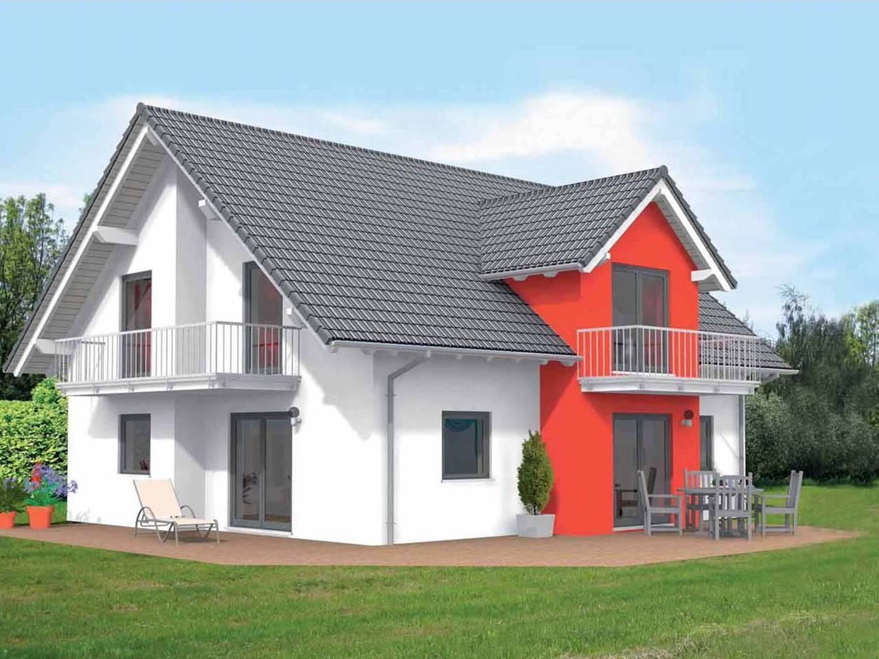 Einfamilienhaus Elegance 170 von Econ Haus