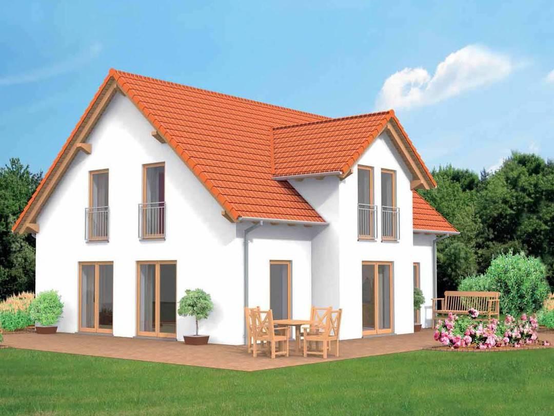 Einfamilienhaus Family Charne von Econ Haus