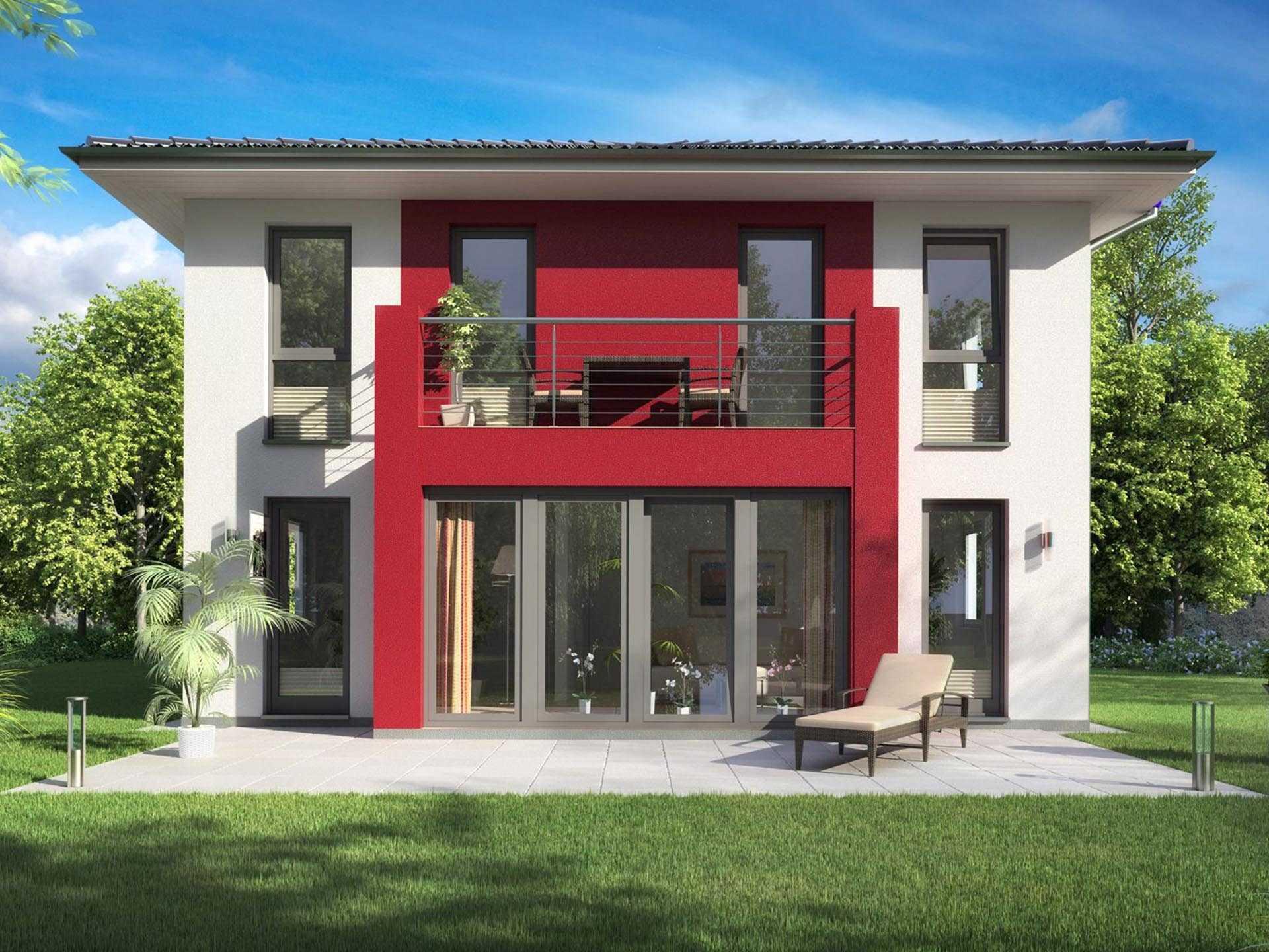 Rostow Bau Stadtvilla