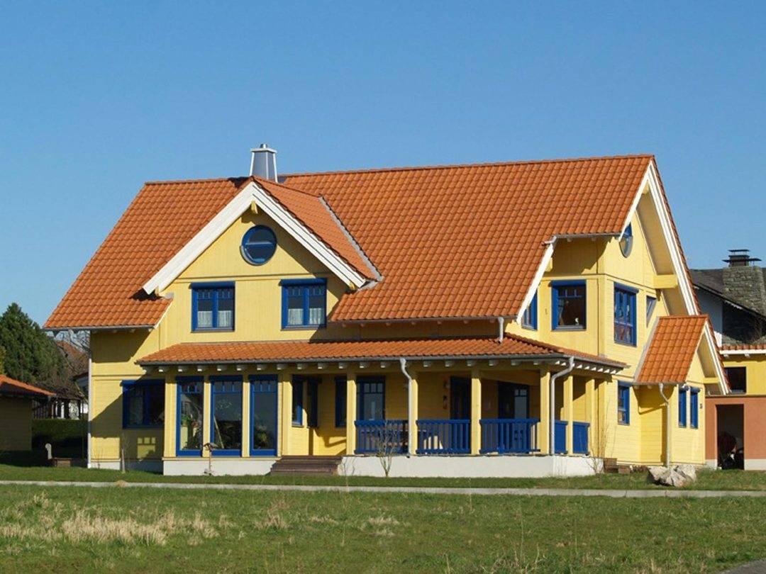 Haus-Idee N05 - Nordisch von Vöma-Bio-Bau