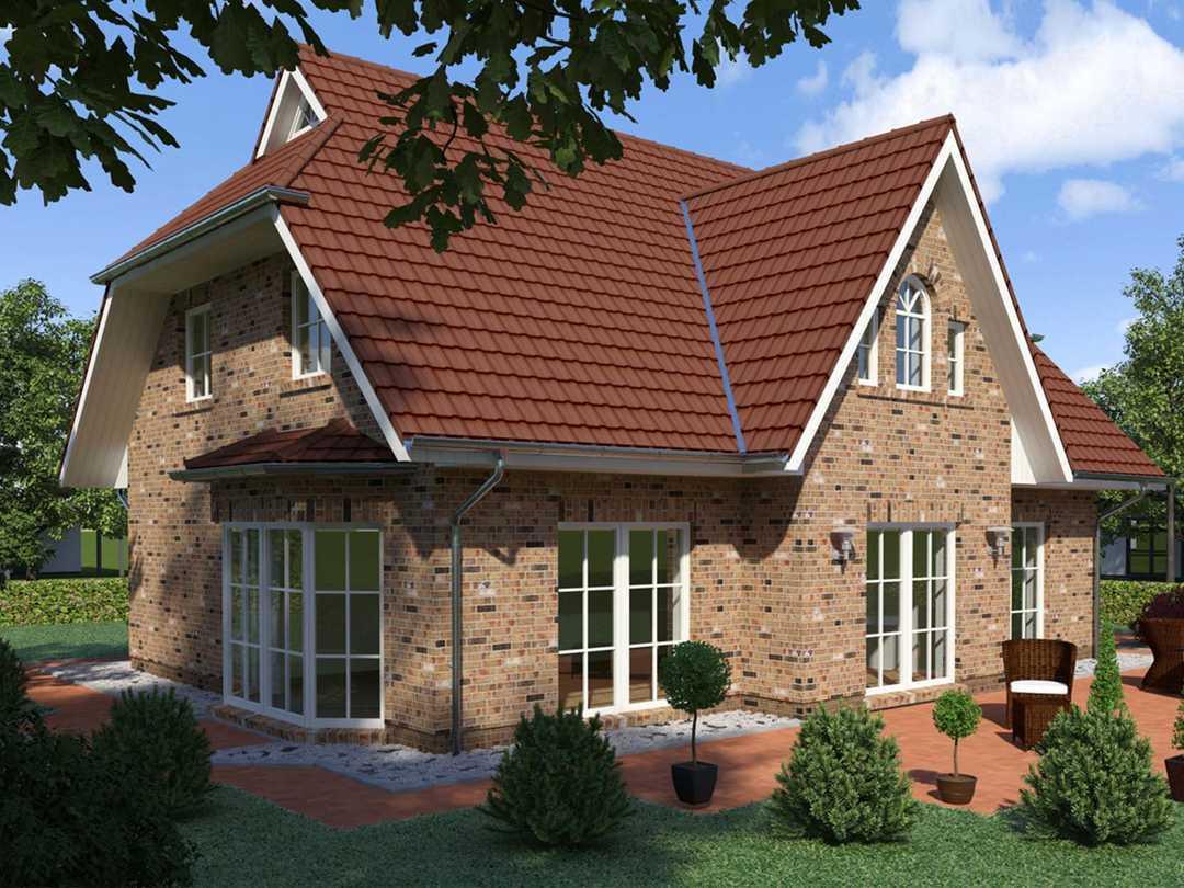 Bauberater.de - Klassisches Einfamilienhaus