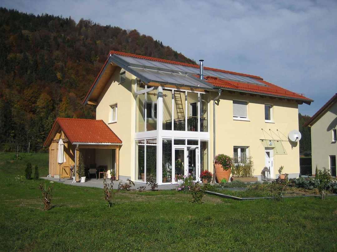 Bio-Solar-Haus - Beispielhaus 1