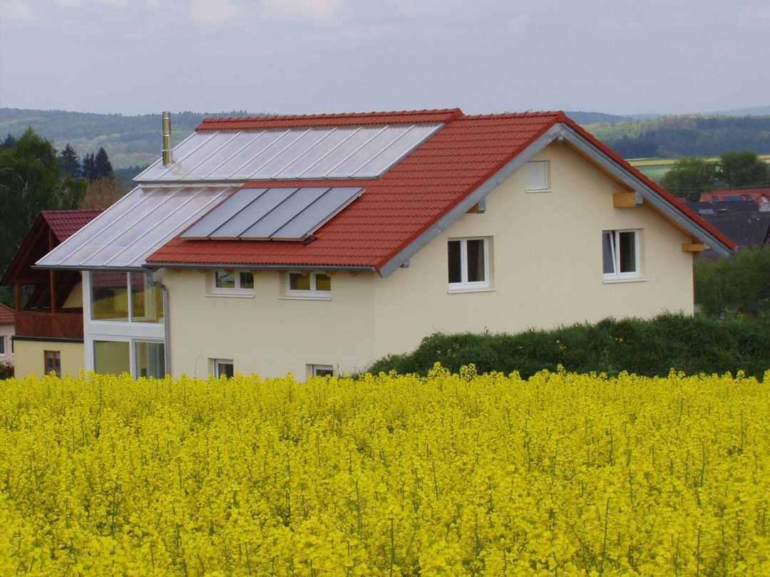 Bio-Solar-Haus - Beispielhaus 2