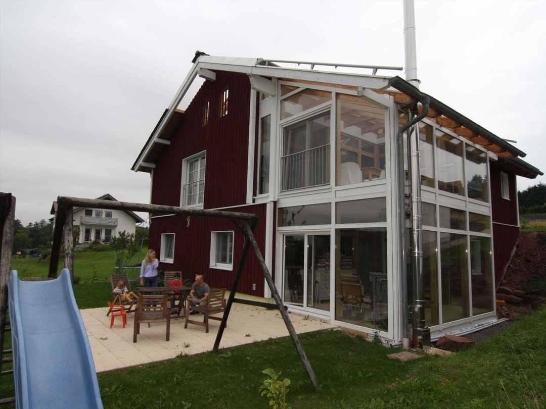 Bio-Solar-Haus - Beispielhaus 4