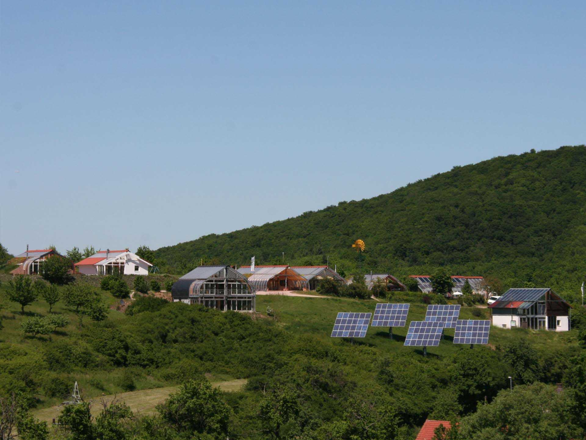 Bio-Solar-Haus - Musterhauspark