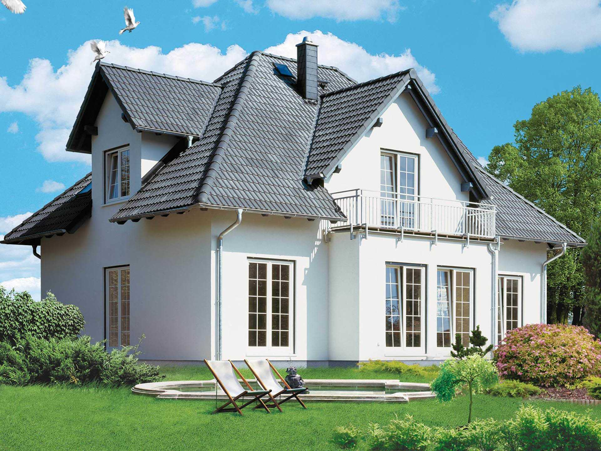 Fertighaus Servicebüro Schwarz Haus Arte 203