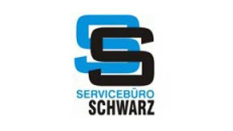 Fertighaus Servicebüro Schwarz Logo