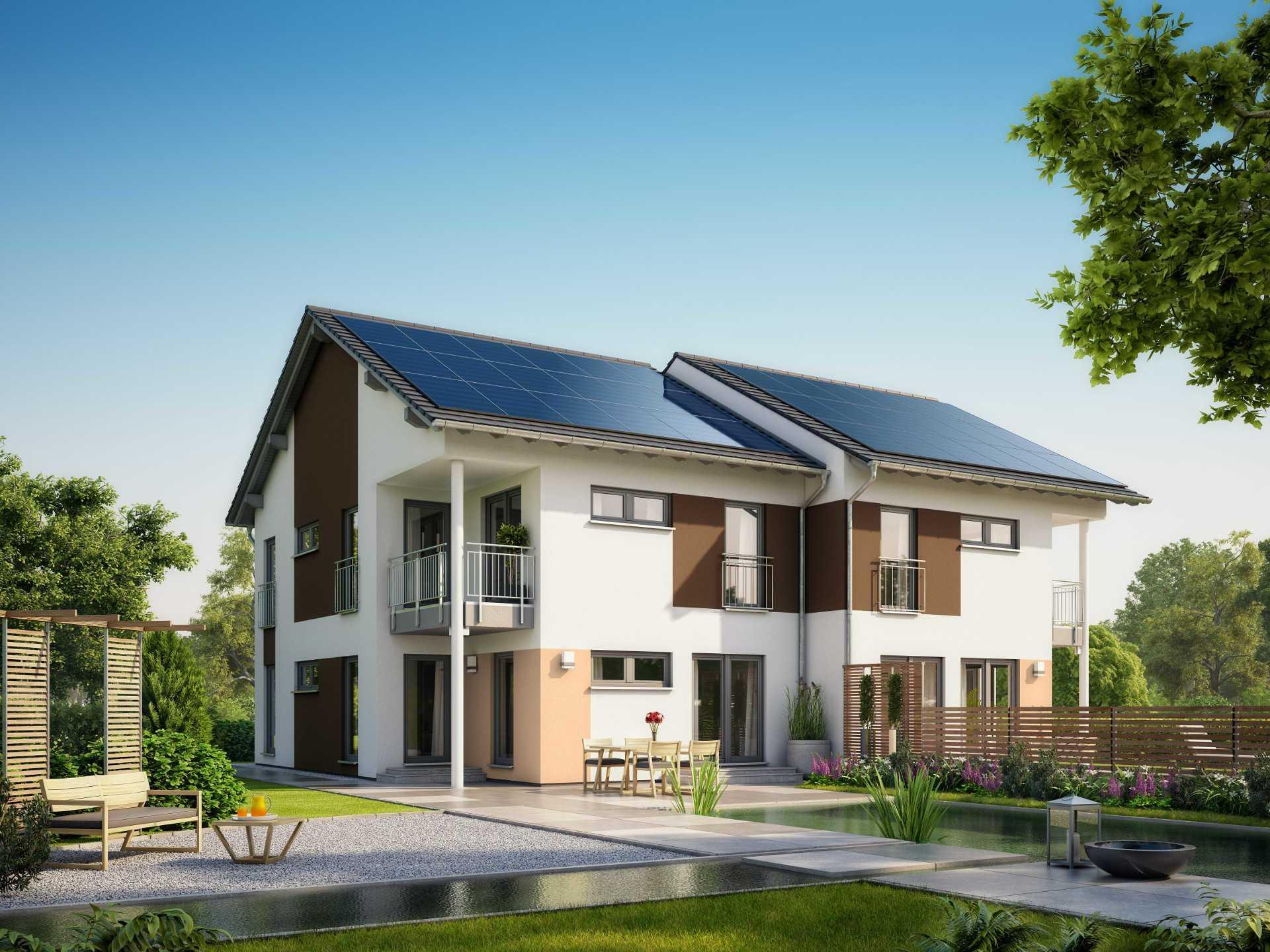 Okal haus h user grundrisse preise erfahrungen auf for Fassadengestaltung beispiele bungalow