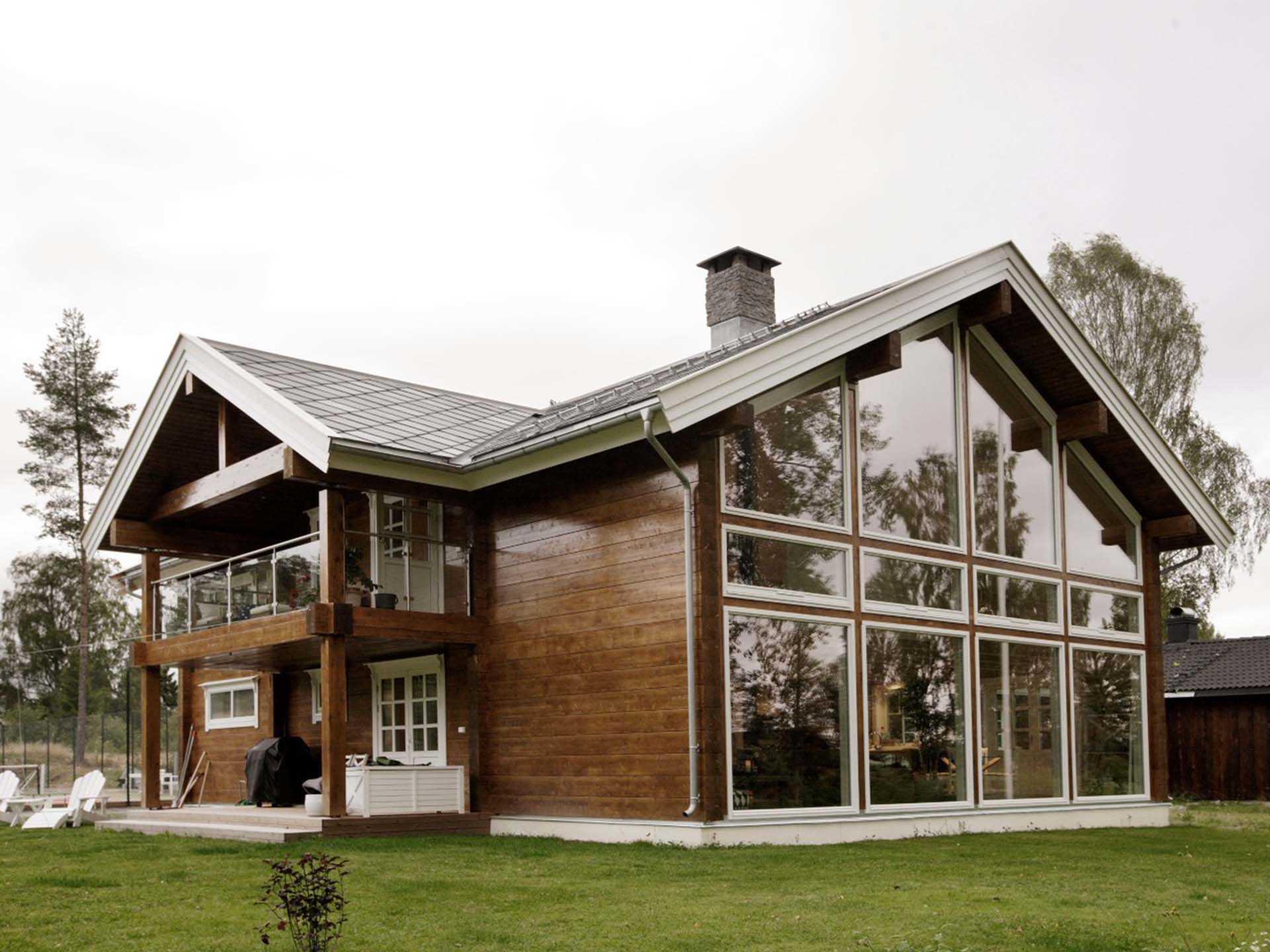Referenzhaus Finnlog