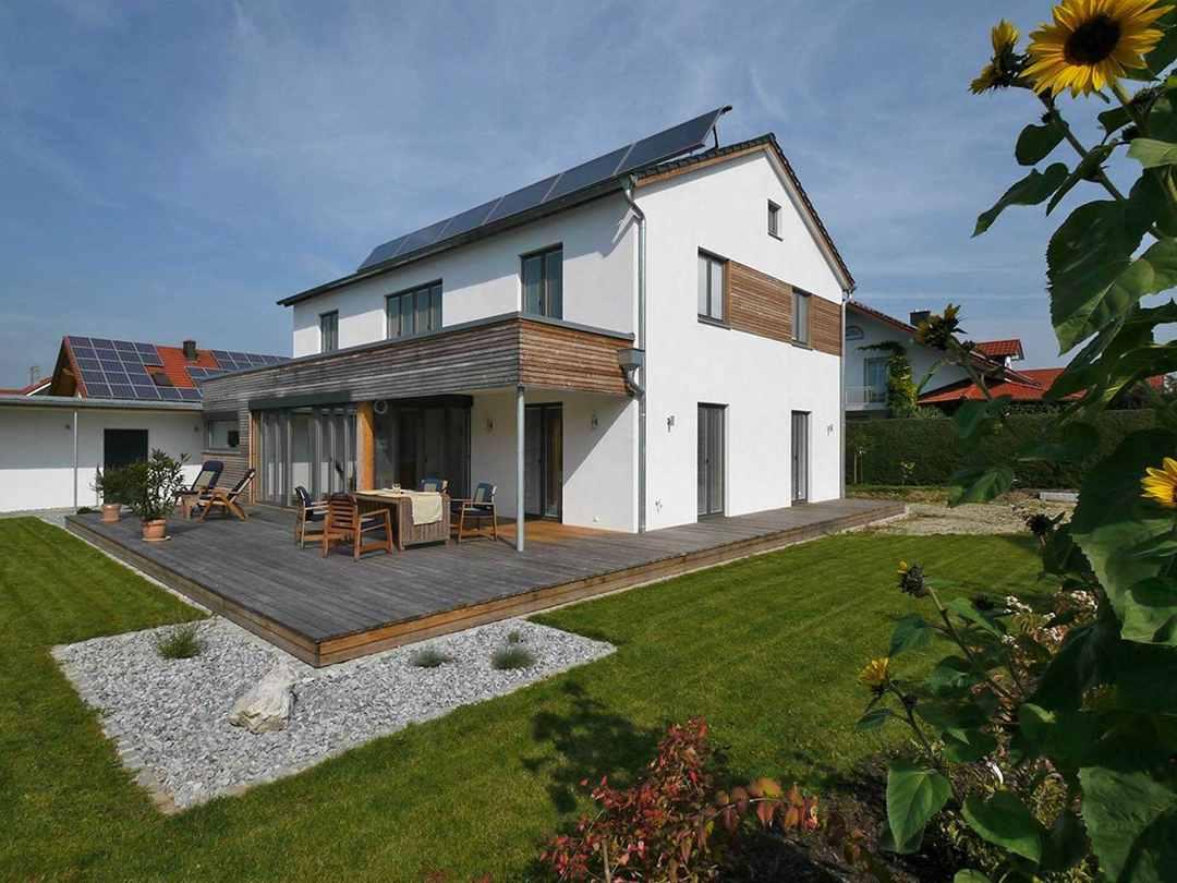 HUBER Holzbau Referenzhaus