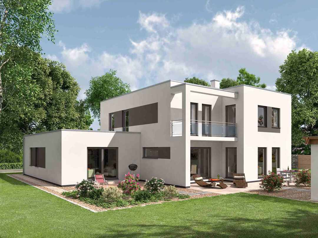 SR System - Bausatzhaus Innovationshaus 240