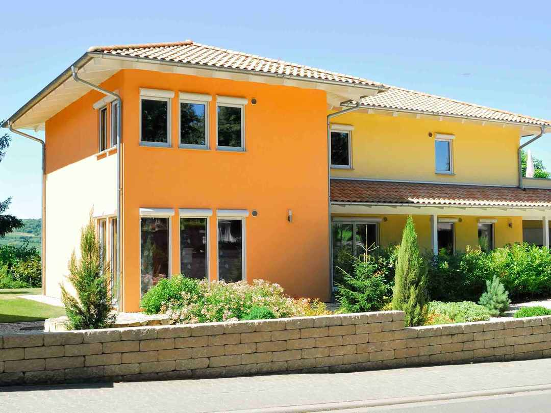 Scheller-Haus Stadtvilla Mediterran