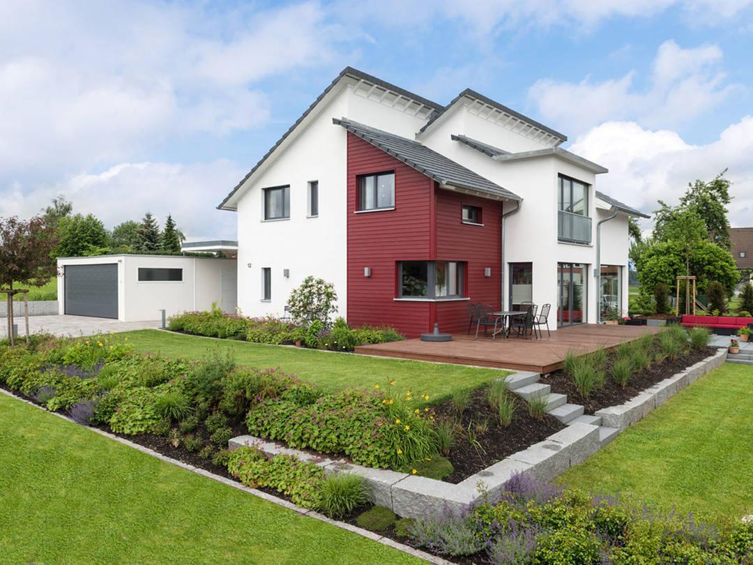 Frammelsberger Holzhaus Haus Design 182