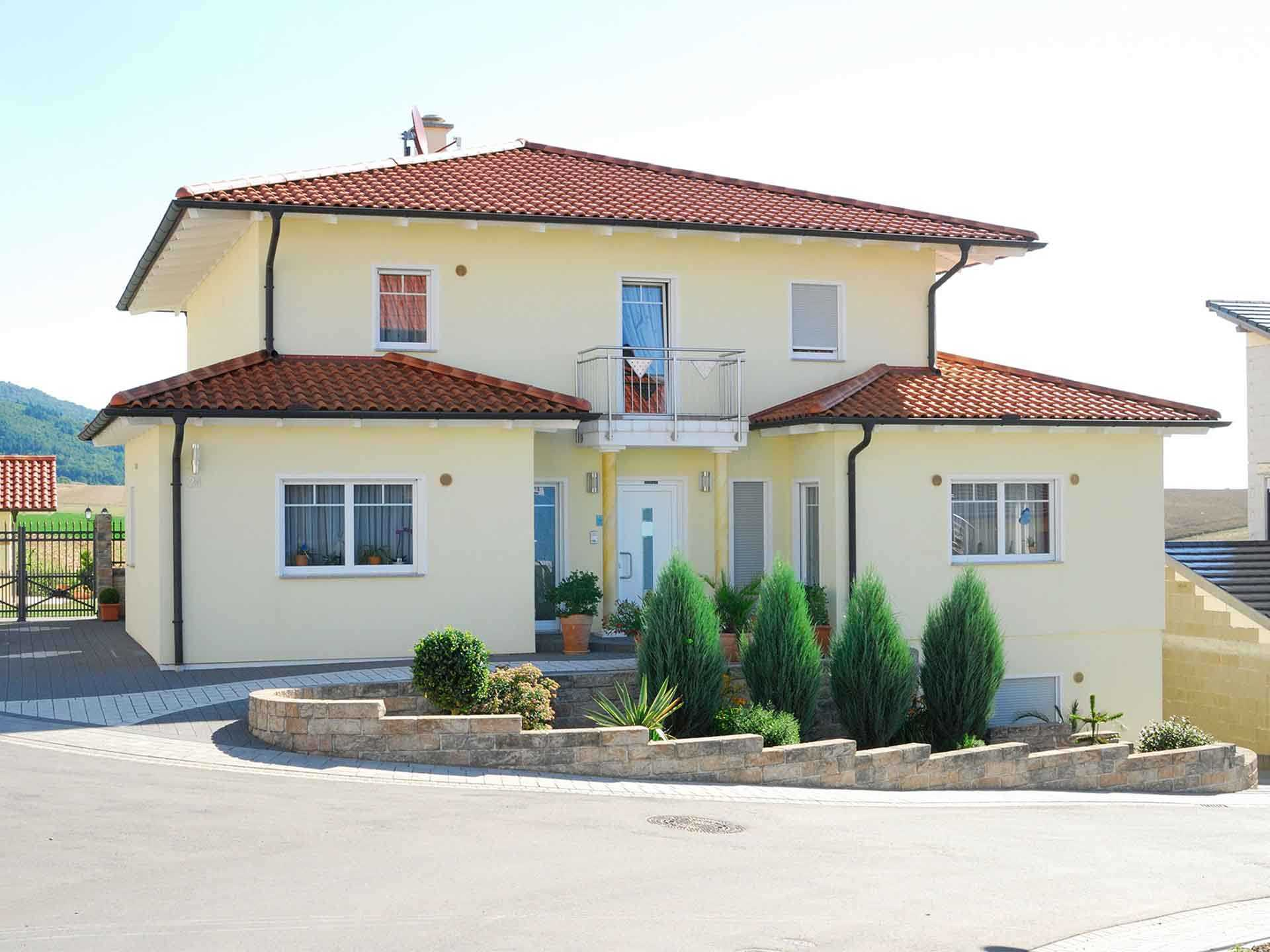 Scheller-Haus Referenzhaus Villa