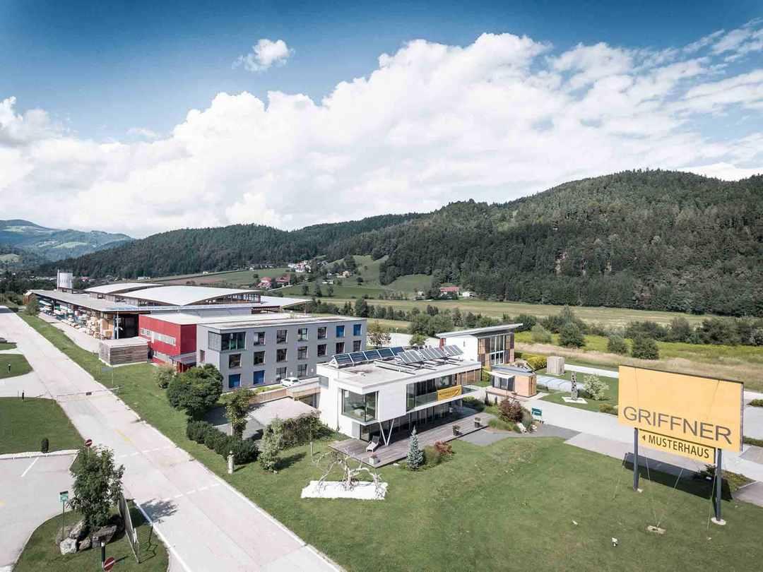 Griffnerhaus - Firmengelände