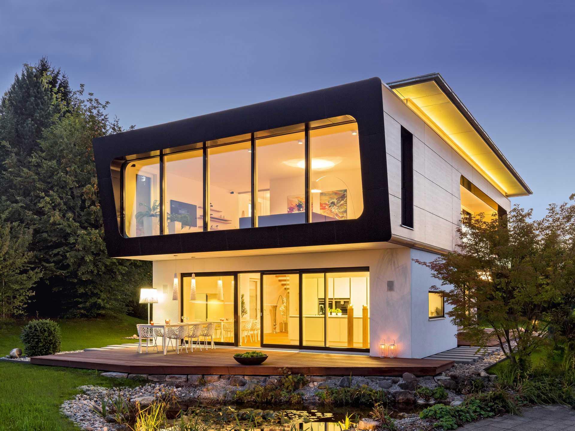 Regnauer Hausbau - Haus Ambienti