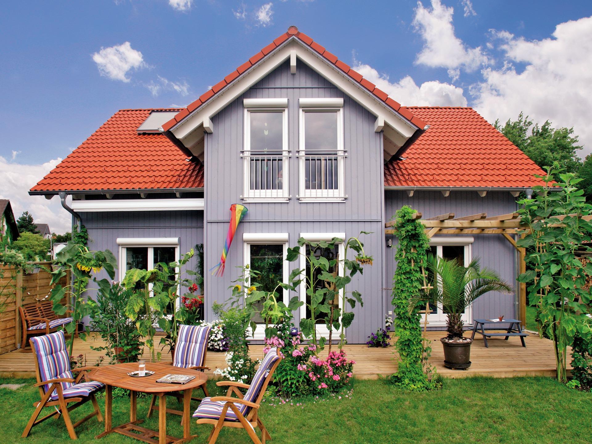 Regnauer Hausbau - Haus Breitengüssbach