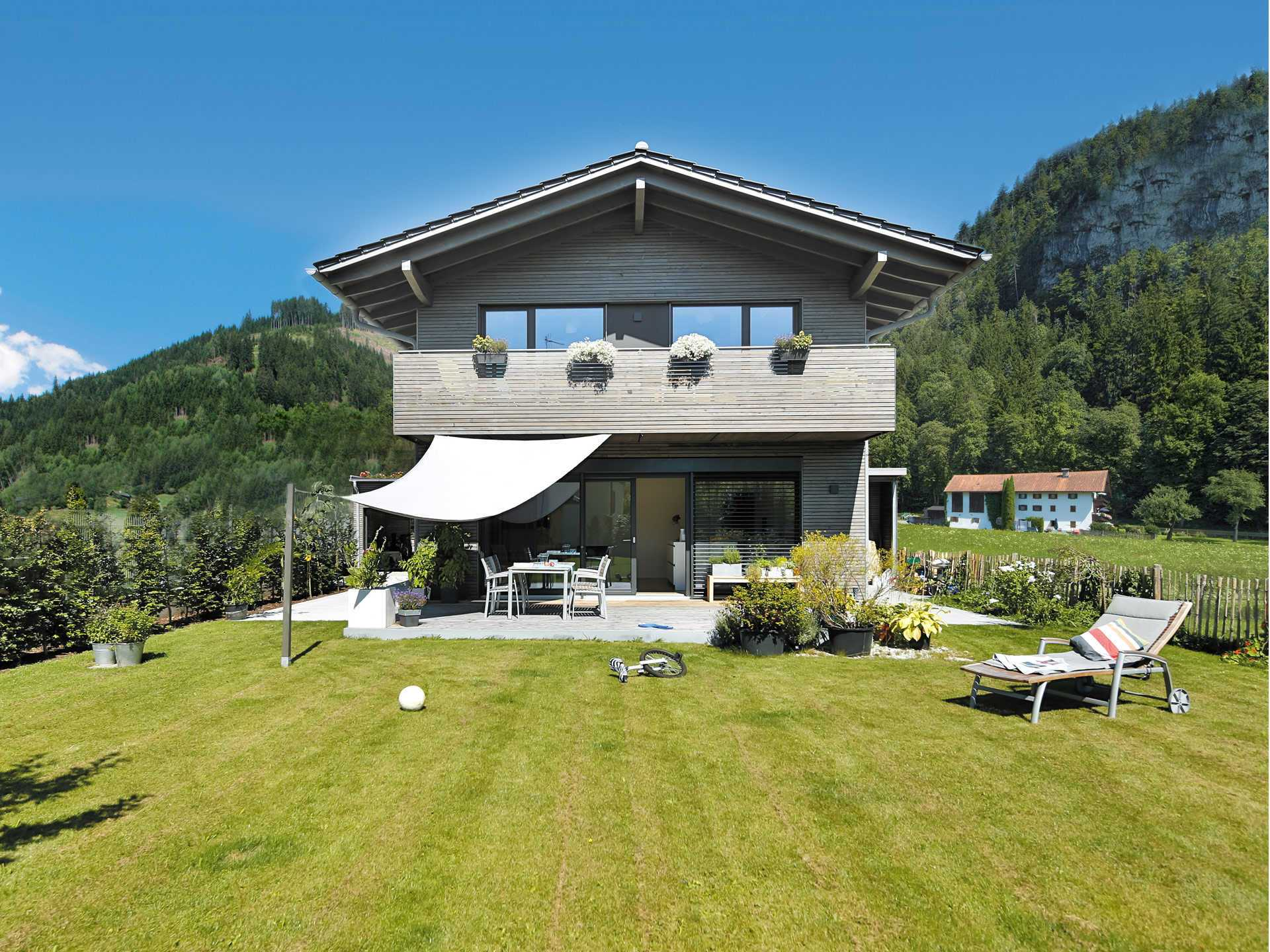Regnauer Hausbau - Haus Oberaudrof